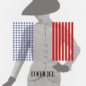 Visuel L'Officiel USA