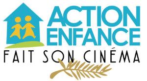 Logo Action Enfance fait son cinéma