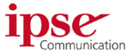 Logo ipse Communication